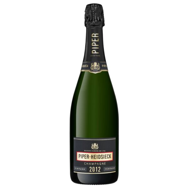 Piper-Heidsieck Vintage 2012 Champagne 75cl
